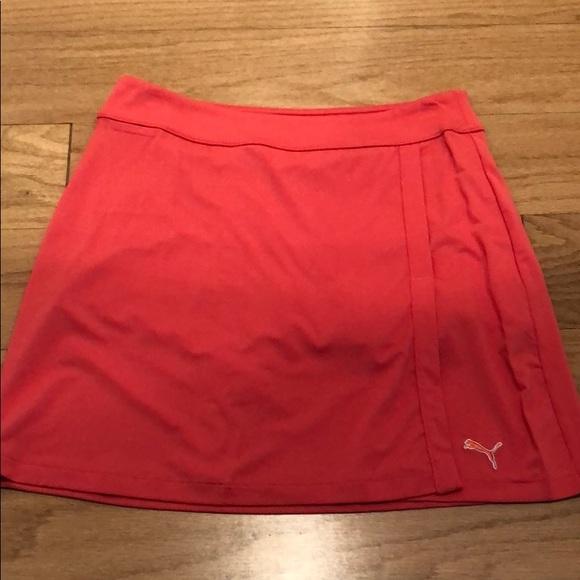 Women's Puma golf skirt (XS)